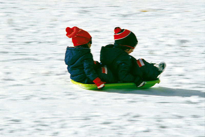Don�t miss the sledding opportunities to be had at Thredbo.