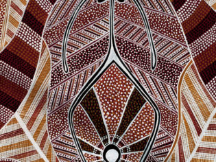 Aboriginal works: Join the largest ever arts movement. Image by Tourism QLD