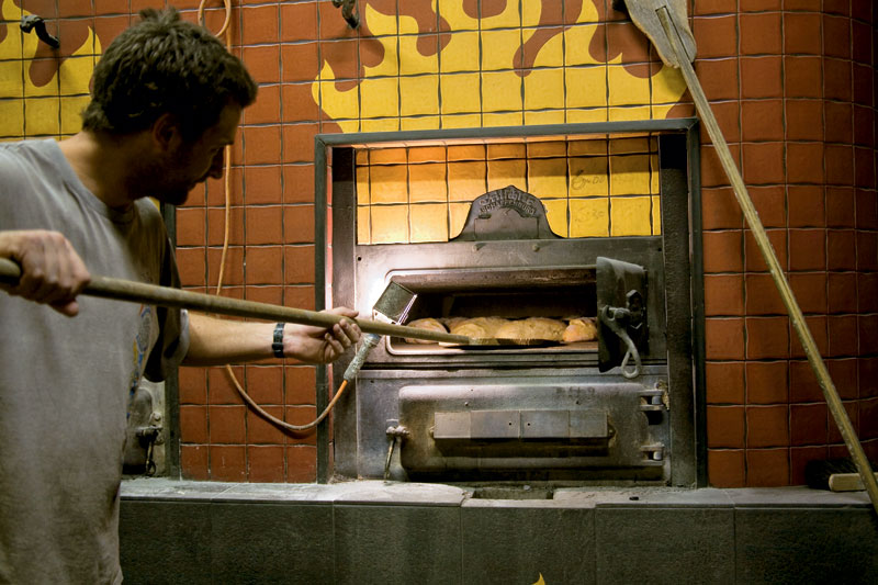 Yallingup Woodfired Bread. Image by Gordon Hammond