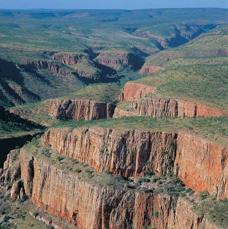 The Cockburn Ranges. - WA Tourism