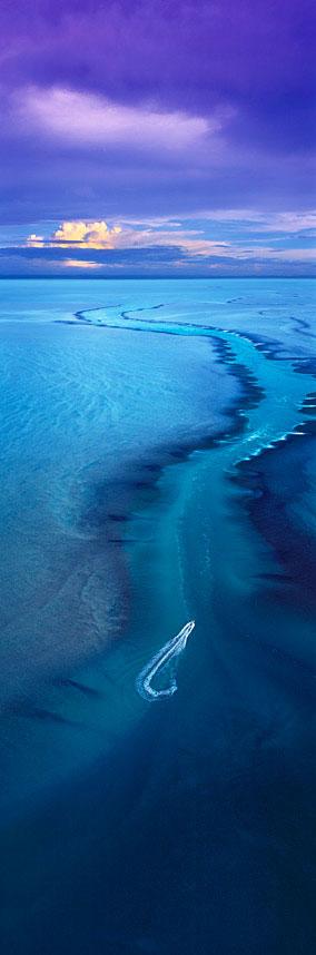 3. Ocean River, Montgomery Reef