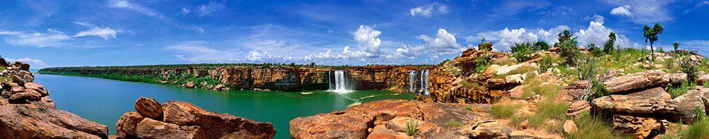 7. Glycosmis Falls, Kimberley