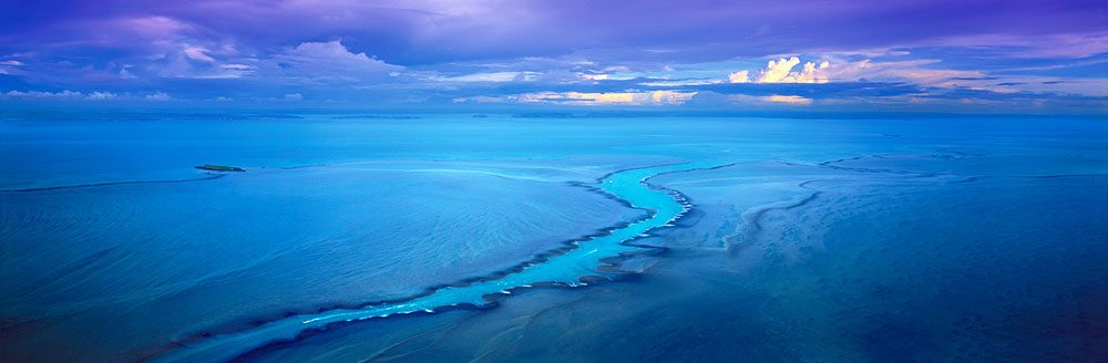 9. Montgomery Reef, Kimberley