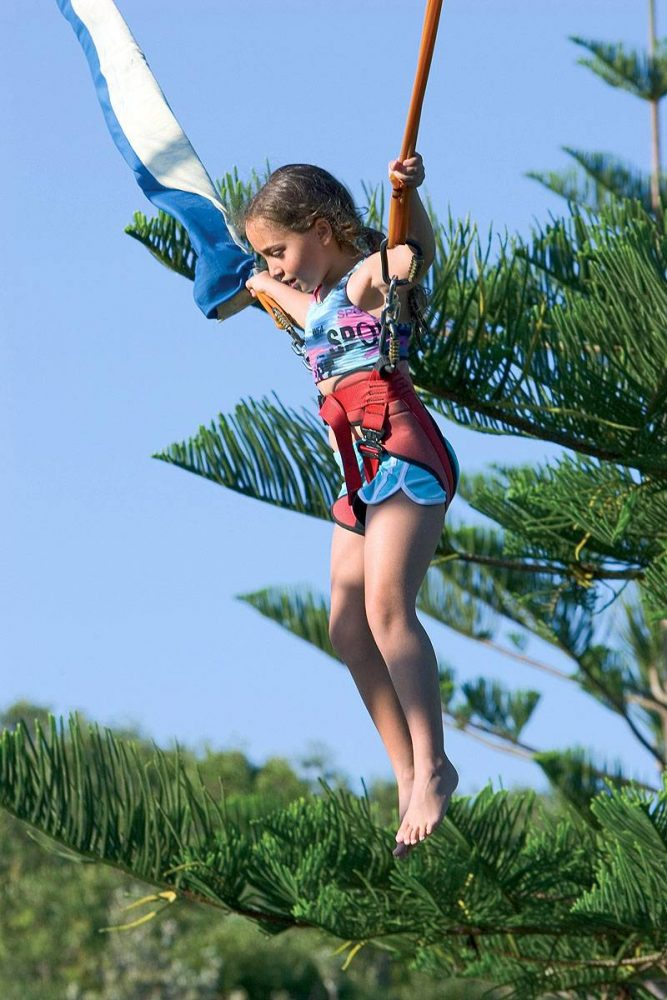 From circus schools to dedicated play areas, hotels like the Novotel Twin Waters and others have learned the immense pulling power of catering well to youngsters. Especially if activities aren�t going to impact your budget. Image www.novotel.com.au.