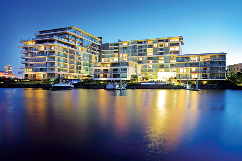 One of Accor Vacation Club's plush properties in Broadbeach, Qld. Image by Accor Vacation Club.