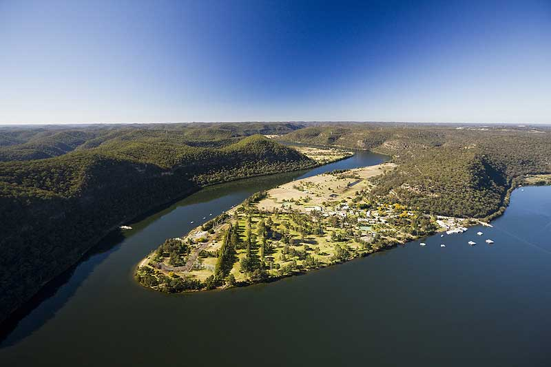 Wisemans Ferry NSW