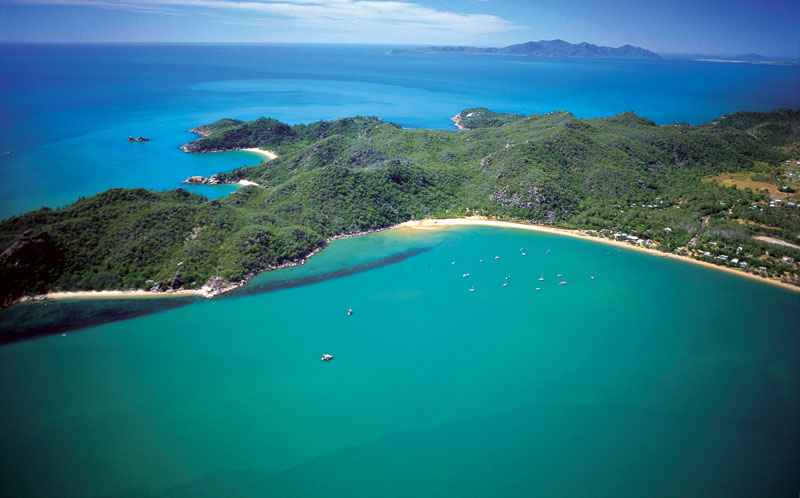 Magnetic Island. Image by Tourism Qld