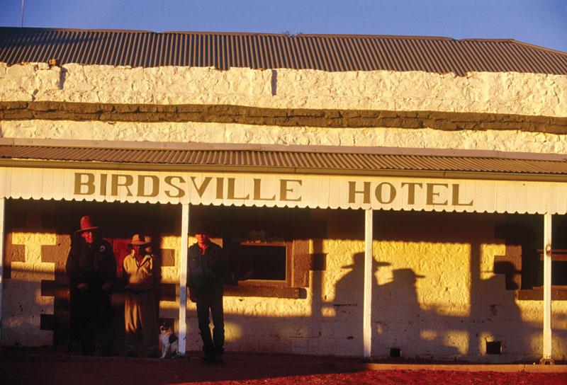 The Birdsville Hotel. Image by Pip Blackwood