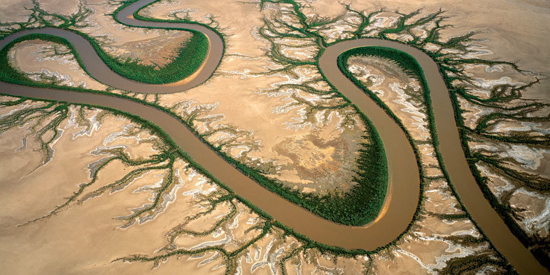 Forrest River northwest of Wyndham. Image by Richard Woldendorp