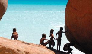 Kepa Kurl kids,. Image by Dan Paris