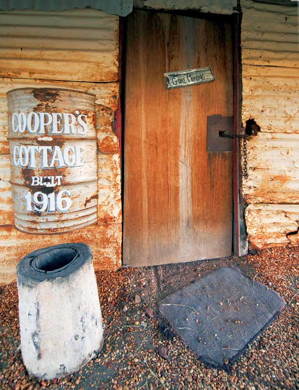 Lightning Ridge, NSW