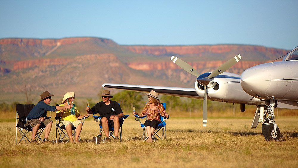 Flyaway Faraway Kimberley Style with Air Adventure Australia. Image by Ewen Bell