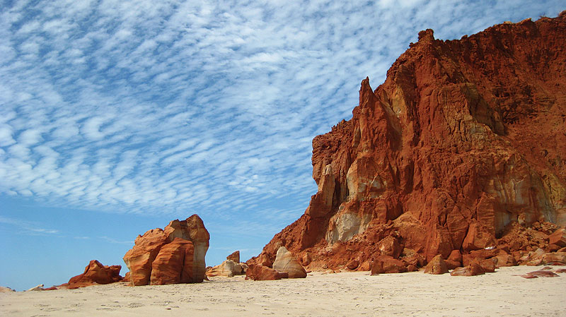Cape Leveque. Image by Kimberley Wild Expeditions