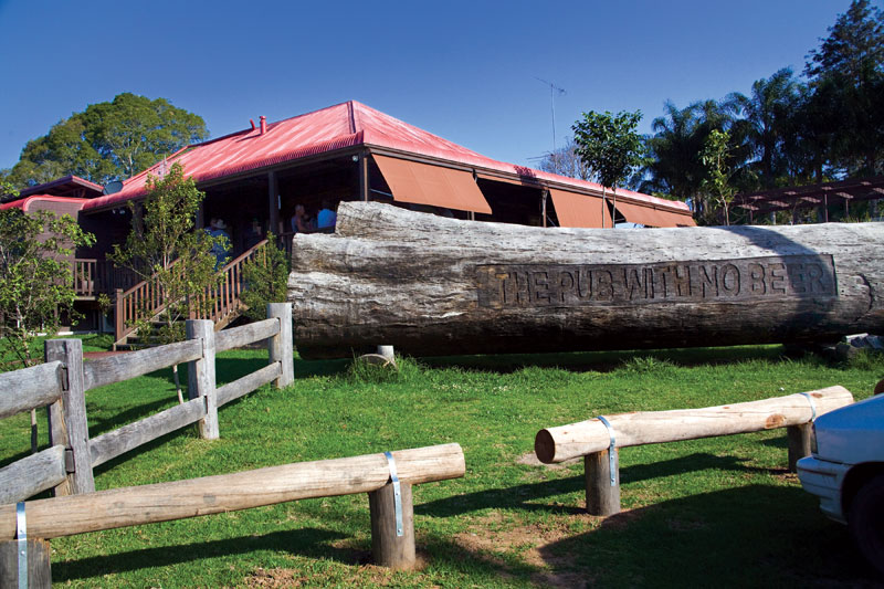 The Pub with No Beer, immortalised by none other than Slim Dusty. Image by Gordon Hammond