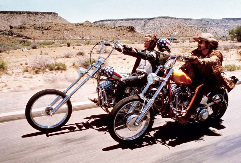 See the Easy Rider himself when he comes to Melbourne to celebrate the 40th anniversary of the movie -- image by Sony Pictures