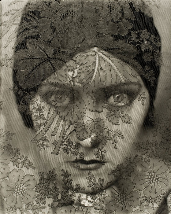 A Much Screened Lady, Gloria Swanson, by Edward Steichen in 1924