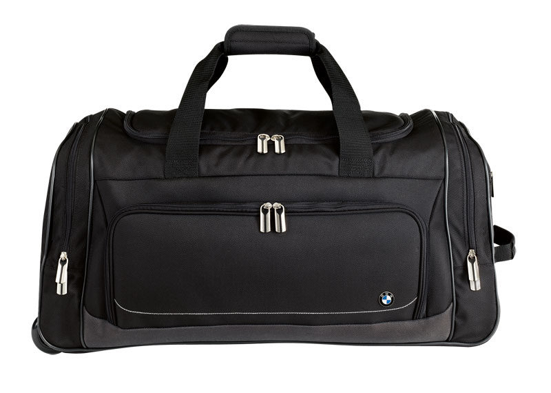 1/ BMW Travel Bag. $159