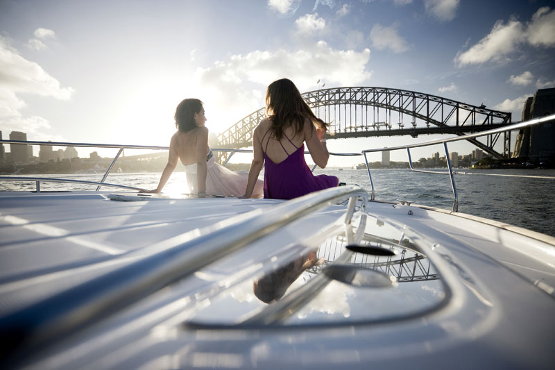Whether it's on a yacht, in a winery or at a laid-back resort, women all over Australia are making time for each other, recharging their friendships and bonding over shared adventures. Image by Tourism NSW
