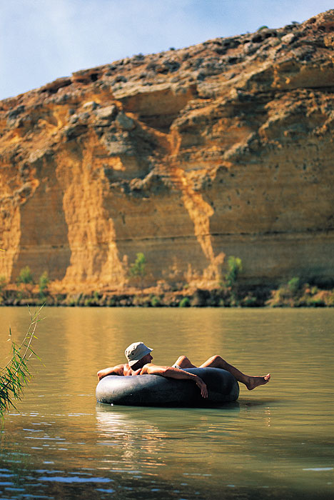 How's the serenity? Image by Tourism SA