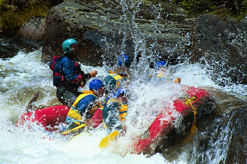 Image by Upper Murray White Water Rafting