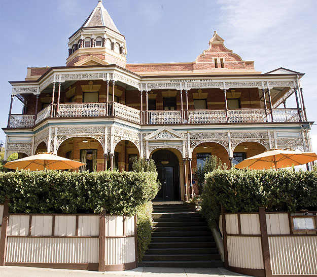 One of the many Victorian-era buildings scattered along the main street. Image by Tourism Victoria.
