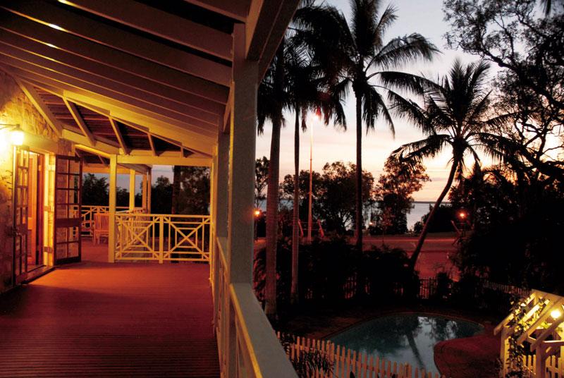 Sunset at Mandalay.