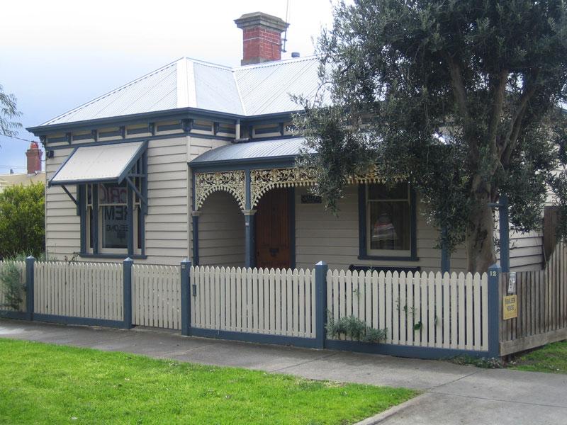 abaleen house image by paul farmer - Australian Victorian Houses