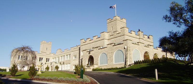 Delgany Castle (1920s), Portsea, Victoria