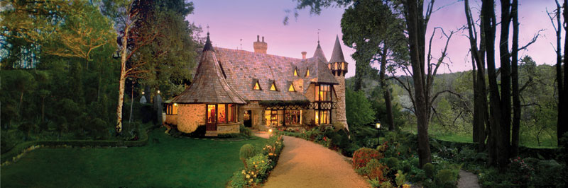 Thorngrove Manor in the Adelaide Hills is baffling, magnificent and simply one-of-a-kind