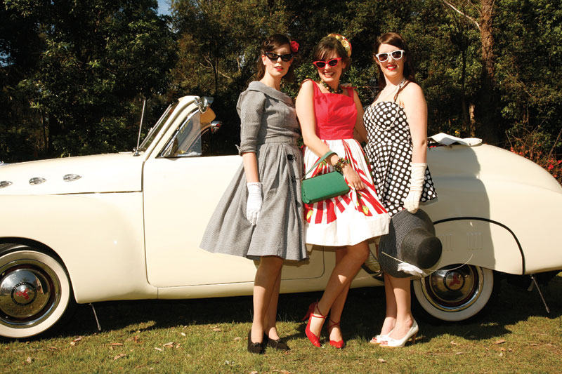 Bring Back the Fifties - Australian Traveller