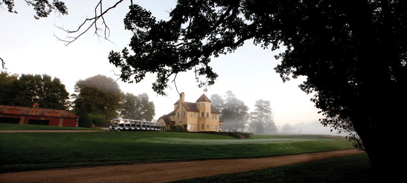 The Ewan McGregor of golf courses, Mt Broughton in the NSW Southern Highlands