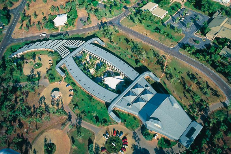 Crocodile Hotel, Kakadu