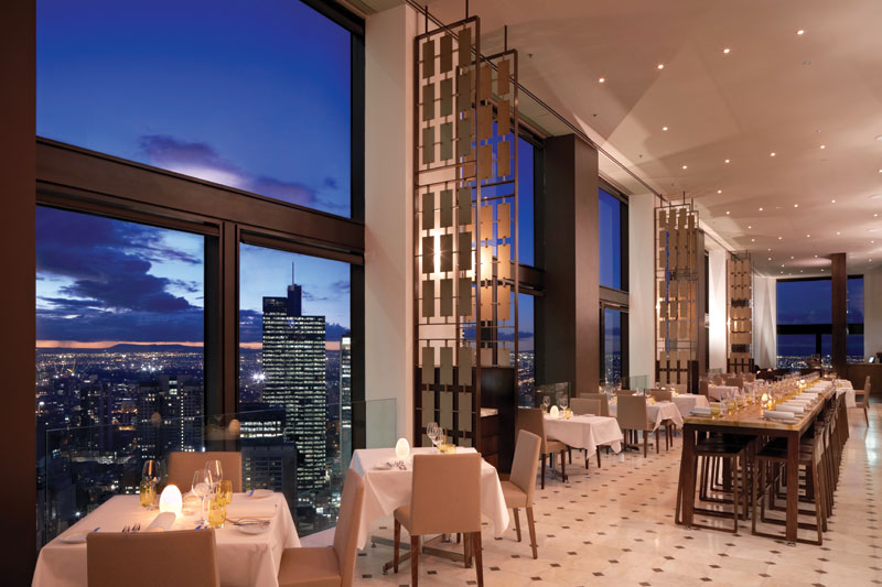 Sofitel Melbourne's new No.35 restaurant