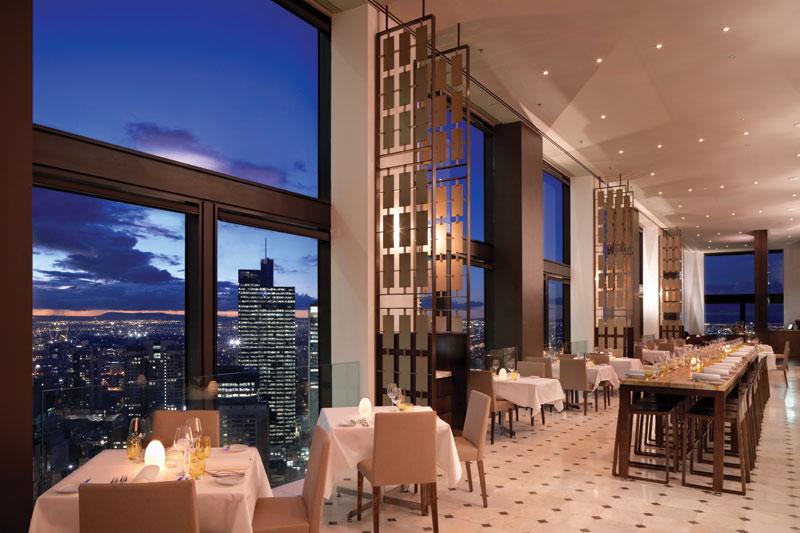 Grand Hyatt Melbourne Foyer : The luxury hotels of melbourne australian traveller