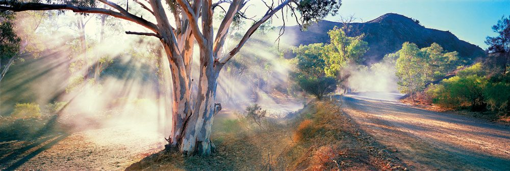 Outback Glory, South Australia, just one of the very special images from Ken Duncan's latest Reflections book.