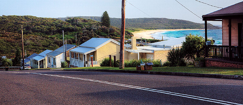 Catherine Hill Bay, with its iconic old coal loader and charming streetscapes, is a tiny NSW North Coast town that deserves to be preserved.