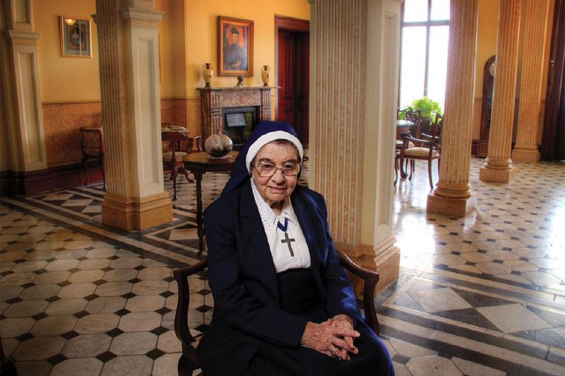 Sister Xavier