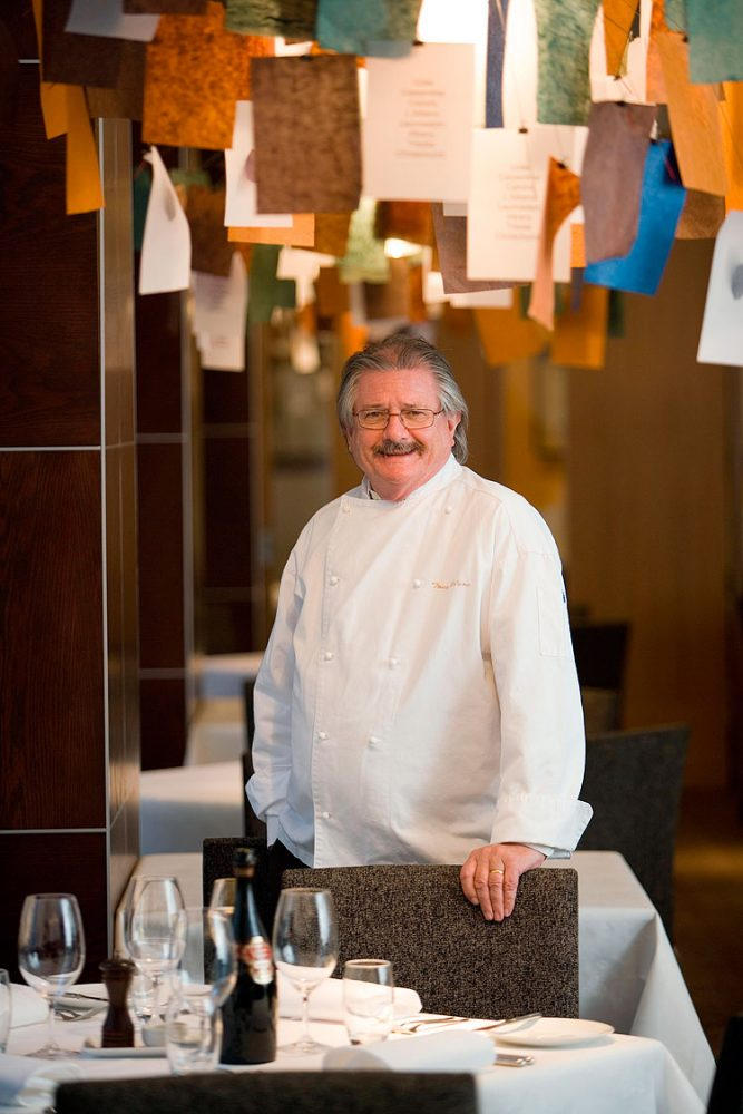 Godfather of Sydney's French cuisine and fine dining clan, Tony Bilson is aptly described by Maggie Beer in just one word: Master.