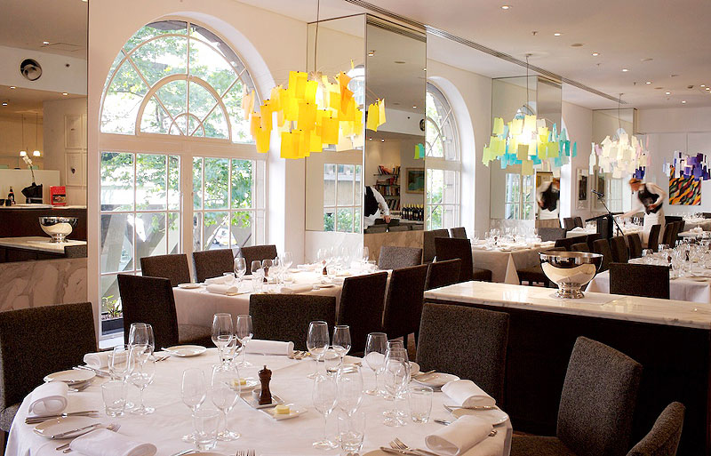 Bilson's is the closest you can come to a fine French experience without boarding a long-haul flight.