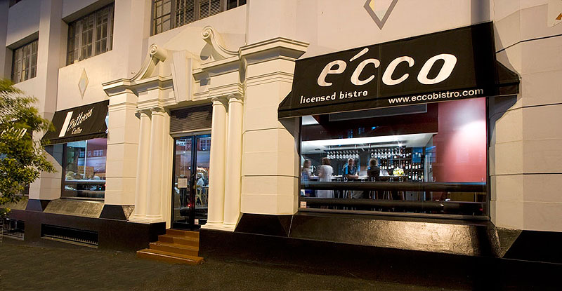 E'cco Bistro in Brisbane image by Glenn Weiss