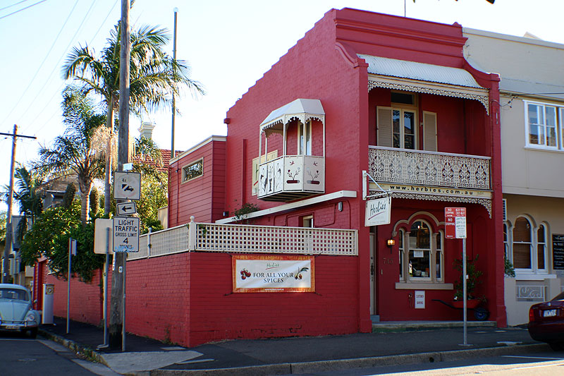 In 1997 he opened his specialist herb and spice emporium in Rozelle in Sydney's inner west.