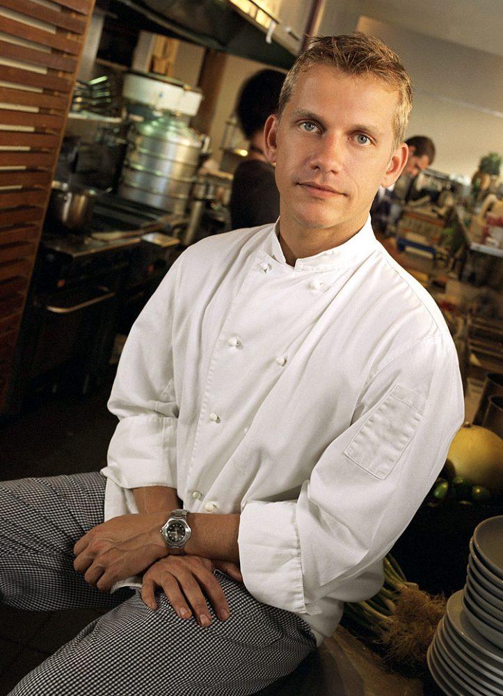 Longrain head chef Martin Boetz
