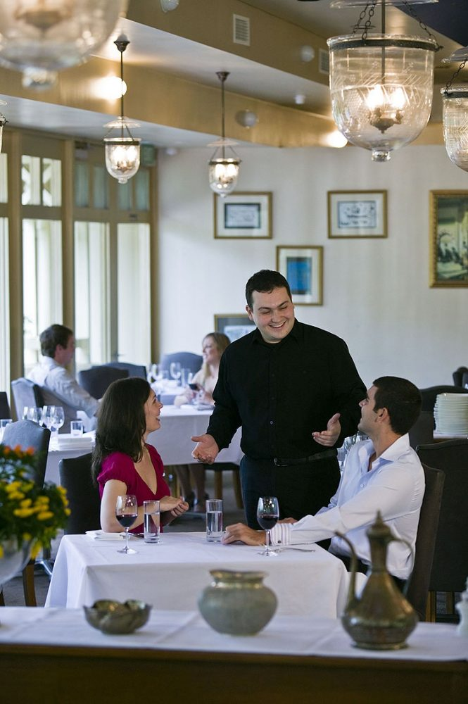 Ottoman is a journey into just how fine Turkish flavours and gastronomy can be.