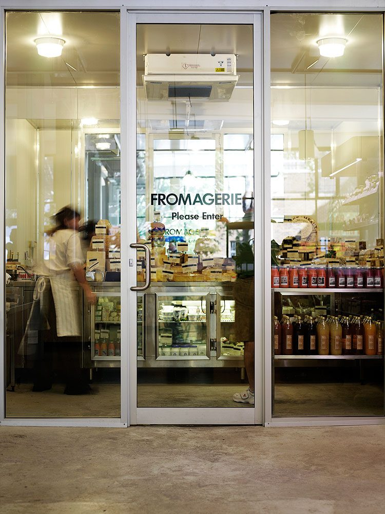 From his flagship site at Pyrmont, Johnson's in-store fromagerie and well-stocked pantry have changed the Australian foodie scene.