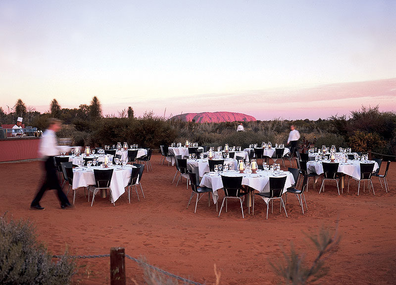 Sounds of Silence, Ayers Rock Resort, Uluru NT