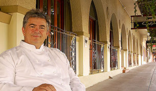 Stefano has brought a laser-like focus to local Mildura produce using European flair. image by 2008/09 Mildura Yellow Pages® and White Pages® directory