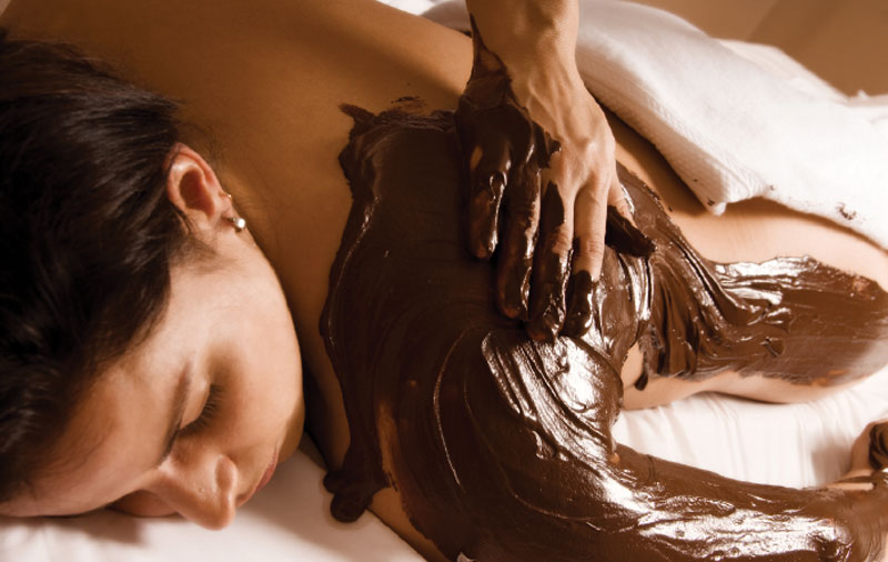 Two-hour chocolate massage from Ripple Massage.