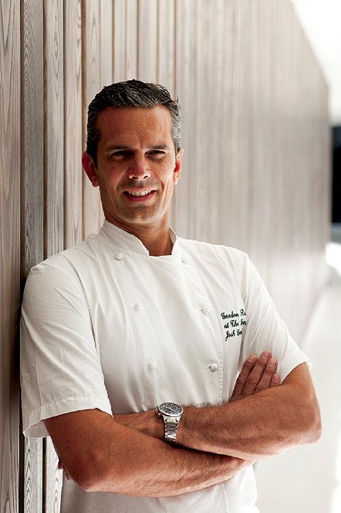 maze Melbourne chef Josh Emett, a Michelin-Starred Kiwi.