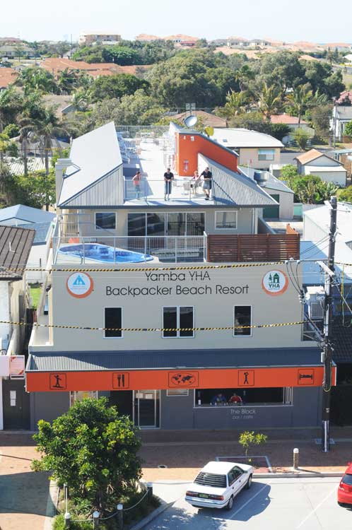 Yamba YHA a great affordable option in Australia's number one town