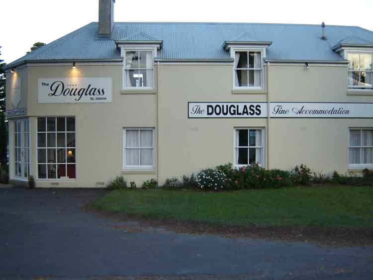 The Douglass is an affordable option in Port Fairy